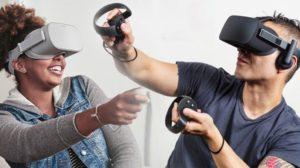 Perbedaan Antara AR dan VR1