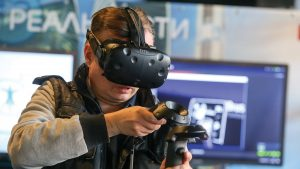 Preview Masa Depan Media AR dan VR