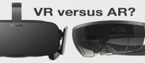 Perbedaan Antara AR dan VR